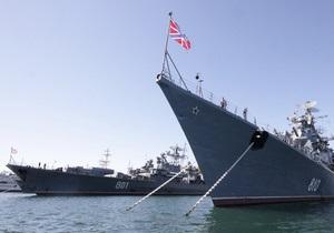 ВМФ РФ назвал имя нового командующего Черноморским флотом