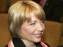 Ющенко подстриглась