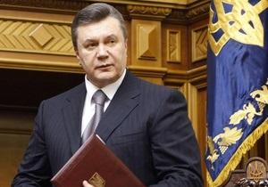 В СМИ попали согласованные с Януковичем положения нового закона о выборах депутатов