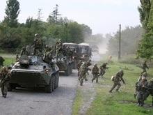Сухуми заявляет, что грузинские войска в Кодорском ущелье окружены