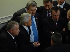 СМИ: Новая коалиция начала делить портфели