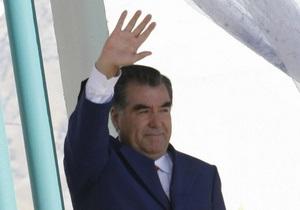 Президент Таджикистана назначил 23-летнего сына на высокий государственный пост