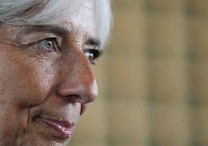 На посту главы МВФ Лагард будет зарабатывать более $550 тыс в год