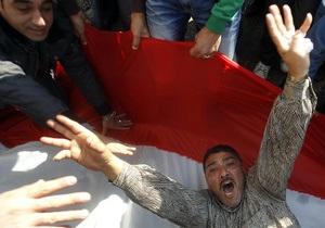 Главой комитета по изменению конституции Египта назначен бывший судья