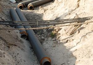 В Киеве произошел самый крупный прорыв трубы за несколько лет. Печерск полдня оставался без воды