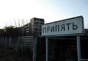 Город Припять может исчезнуть через 10 лет