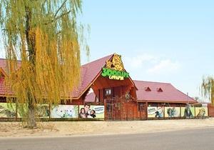 В бердянском зоопарке родились трое африканских львят