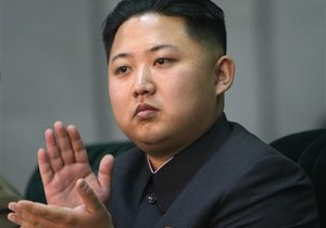 Ким Чен Ун возглавил Трудовую партию КНДР. Ким Чен Ир назван Вечным генсеком