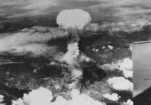 В Японии отмечают годовщину ядерной бомбардировки Нагасаки