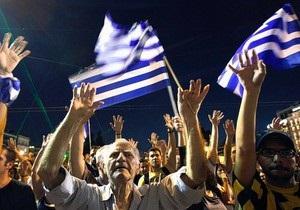 Безработица  Греции пробила отметку в 25%