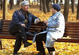 Литвин: Пенсионный возраст в Украине не поднимут