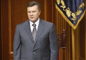 Янукович обещает ветировать непопулярный  Налоговый Кодекс