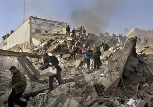 МИД Израиля: Обстрел Газы является одной из самых высокоточных операций в истории