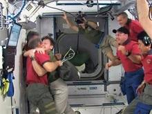 Шаттл Endeavour достиг космической станции