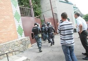 Врадиевка - журналисты - милиция - Открыто криминальное производство по факту препятствования журналисткой деятельности во Врадиевке