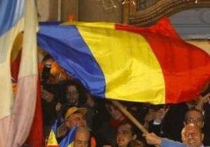В Румынии оба кандидата в президенты объявили себя победителями выборов