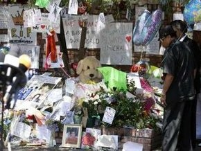 Семья Джексона еще не определила дату и место его похорон
