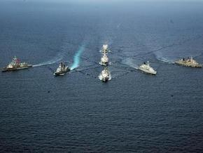 Корабли НАТО начали возле Сомали операцию по сдерживанию пиратов
