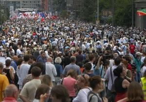 DW: Выборы в Беларуси не объединили российскую и белорусскую оппозицию