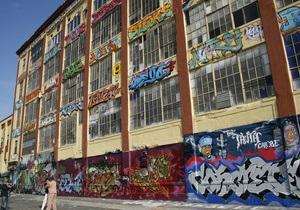 В День Здоровья знаменитости разрисуют Подол граффити