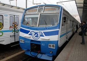 Мэрия намерена ввести жетоны для проезда в киевской городской электричке