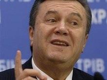 Янукович напомнил Луценко о предвыборных обещаниях: Закон один для всех