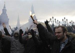 СМИ не исключают новых столкновений в центре Москвы