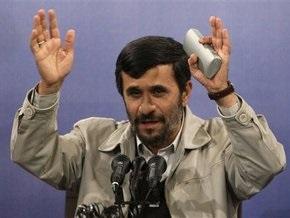 Ахмадинежад записал Иран в мировые державы