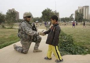 США оставят в Ираке пять тысяч человек для обеспечения работы посольства