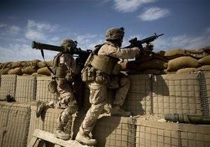 СМИ: Войска НАТО пятый день подряд ведут ожесточенные бои с талибами на севере Афганистана