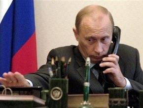 Путин снялся в кино