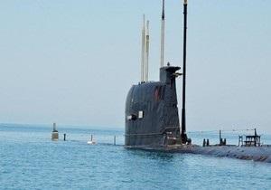 Спустя 11 лет подводная лодка Запорожье сменила место базирования