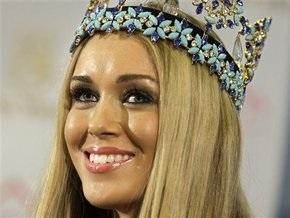 Мисс мира-2008: Посвящаю свою победу России и бабушке