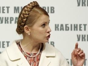 Тимошенко: Пусть политика живет отдельной от меня жизнью
