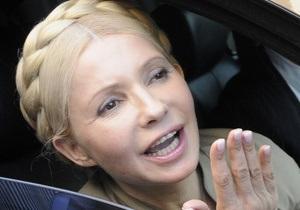 Тимошенко в своем письме назвала пять обманов в  циничной пропаганде  об украинской ГТС