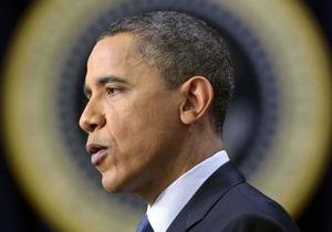Обама: G8 выступает за финансовую консолидацию