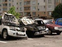 За помощь в поимке московского поджигателя обещают миллион