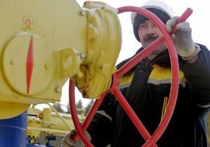 Турция планирует использовать украинские газохранилища