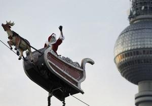 Google и Противовоздушная оборона США будут отслеживать полеты Санта-Клауса
