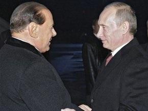 СМИ: Берлускони отменил встречу с королем Иордании ради Путина