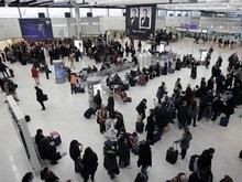 Во Франции закрылись аэропорты
