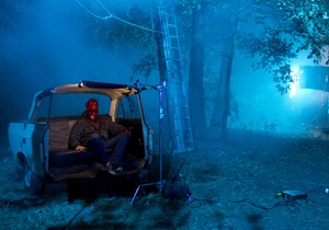 Летом в прокат выйдет первый украинский фильм ужасов в 3D