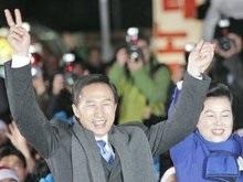 Президентом Южной Кореи стал бывший глава Hyundai Ли Мен Бак