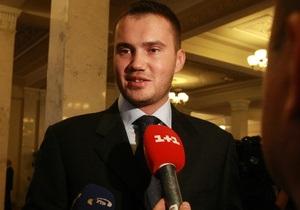 Задайте вопрос сыну Президента Украины
