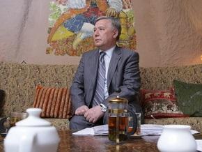 Ехануров заявил, что получил за месяц 6,5 тысяч грн, но  жаба его не давит
