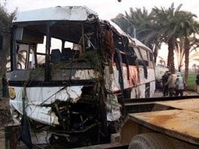 В Египте автобус с туристами попал в ДТП, погибли 12 человек