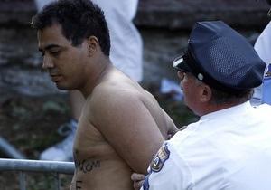 Американец, появившийся голым рядом с Обамой, рассчитывает получить миллион долларов