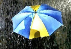 Сегодня в Украине объявлено штормовое предупреждение