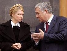 Ехануров отказывается голосовать за Тимошенко