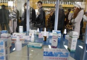 За последние сутки более 60 тысяч украинцев заболели гриппом и ОРВИ, 19 человек умерли